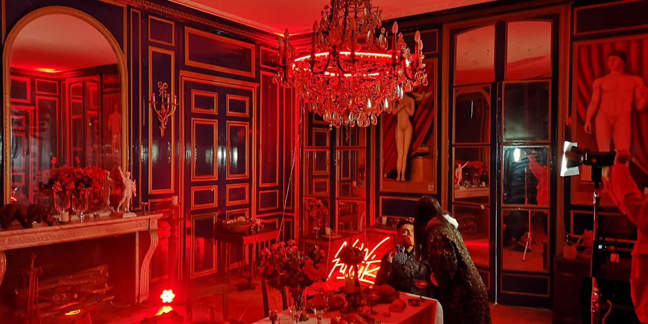Decoration Ambiance LED NEON personnalisée 4