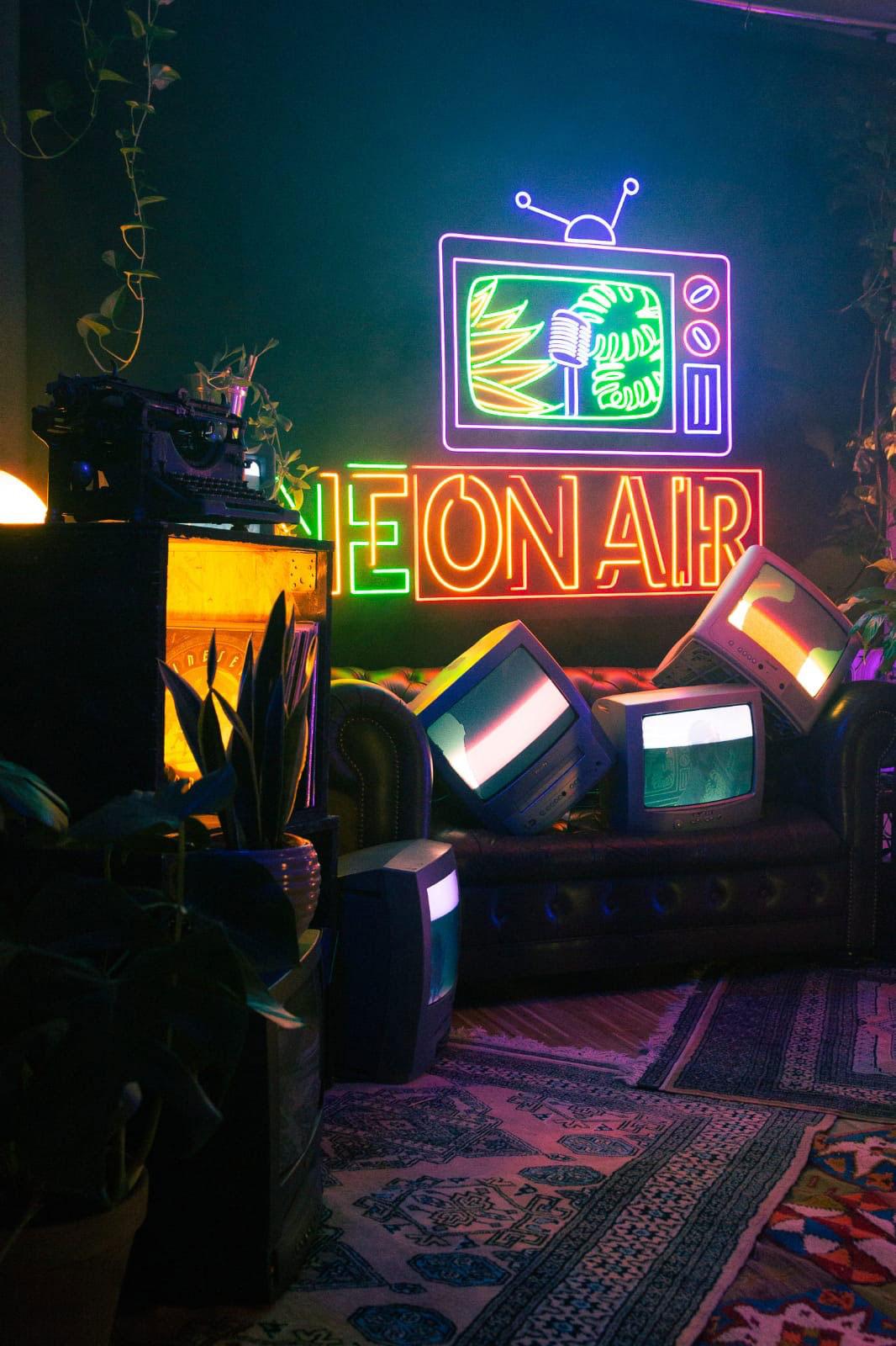 néon personnalisé neon air